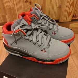 Jordan flight origin shoes - youth size